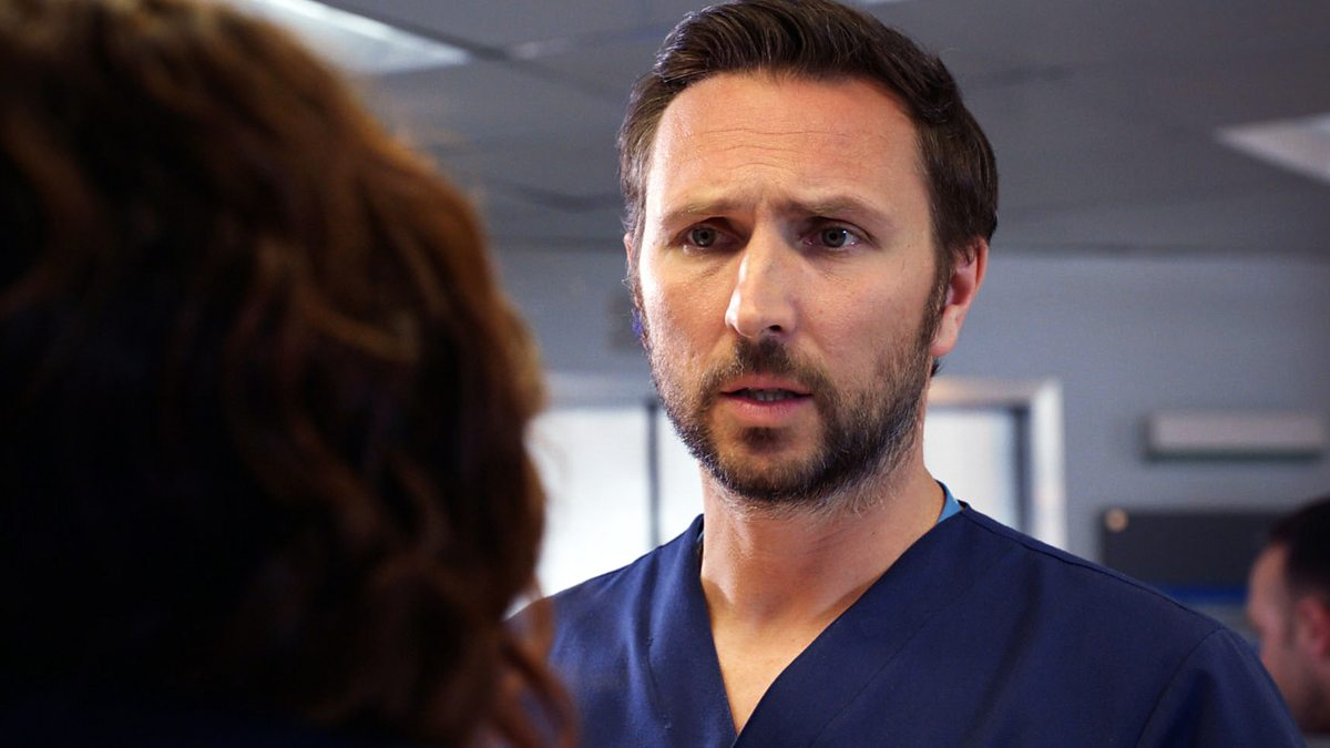 BBC One Holby City Series 17 A Good Man Credits