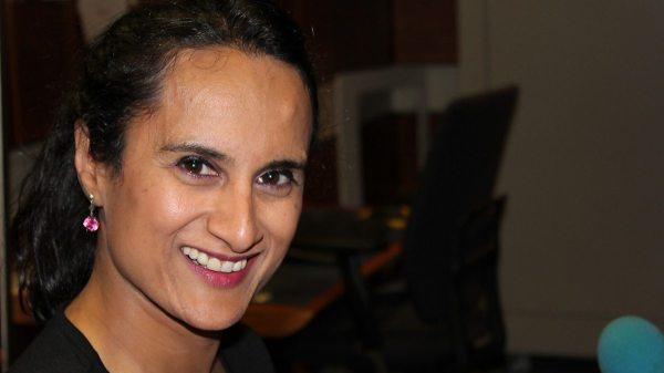 BBC Asian Network - Noreen Khan, Rahila Hussain