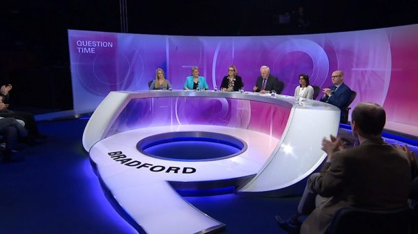 BBC One - Question Time, 04/02/2016