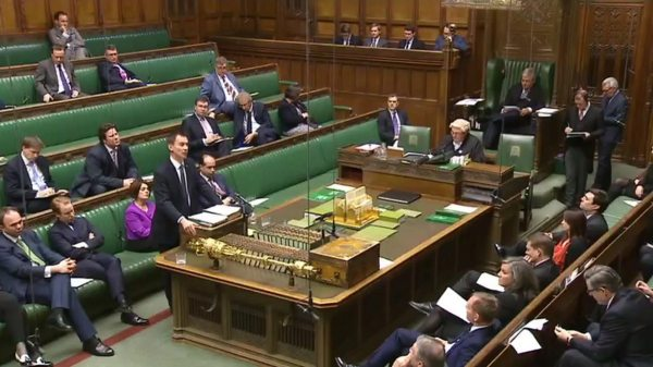 BBC Parliament House of Commons 11022016