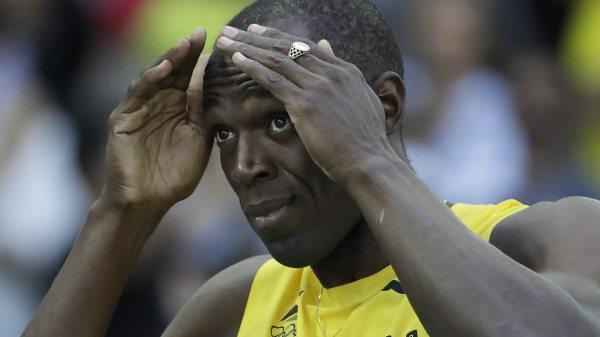 BBC Sport - Olympic Athletics, 2016, Men's 100m final plus ...