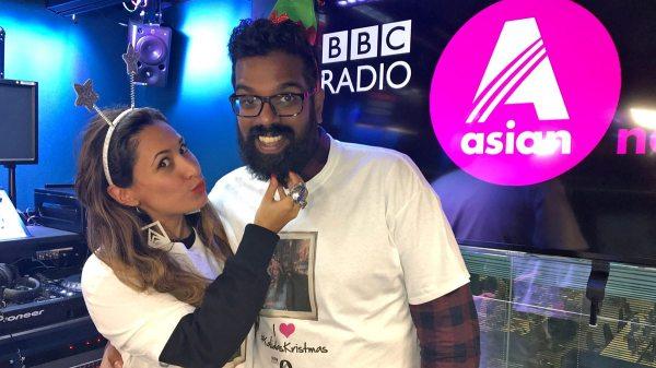 BBC Asian Network - Preeya Kalidas, A Special Christmas Co ...