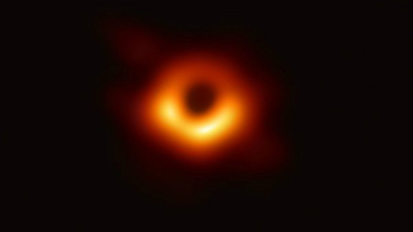 BBC World Service Science in Action Black hole image