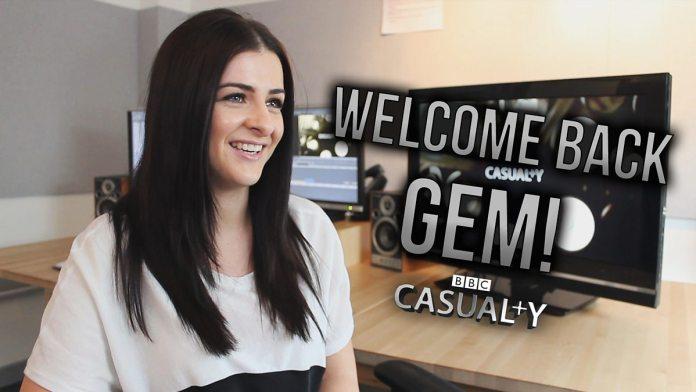 Rebecca Ryan returns as Gemma Dean