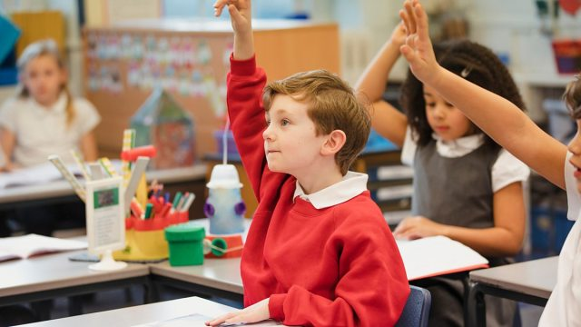 Guide: Applying for a primary school place - BBC Bitesize