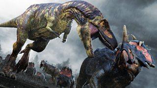 BBC One Planet Dinosaur Original Series Episode Guide