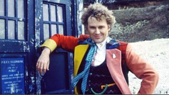 Risultati immagini per sixth doctor