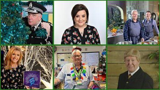 BBC Scotland Festive montage