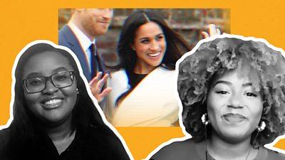 Meghan Markle interview: African-American women react #world #BBC_News