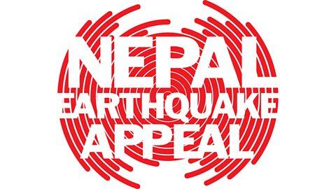 DEC Nepal Appeal logo