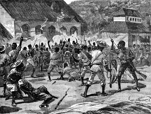 Morant Bay Rebellion
