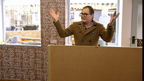 Interior design masters with alan carr. Bbc Two Interior Design Masters With Alan Carr