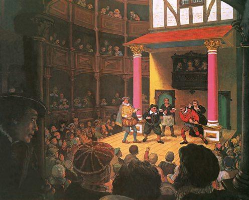 BBC - iWonder - Break a leg: A history of British theatre