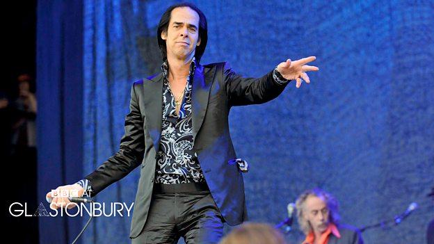 Nick Cave & The Bad Seeds at Glastonbury 2013