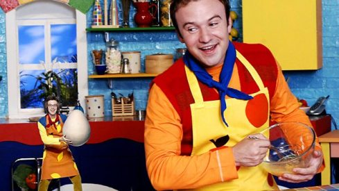 CBeebies - Big Cook Little Cook