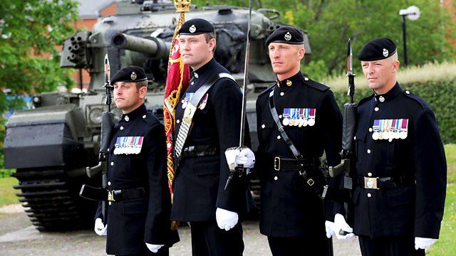 BBC Four Regimental Stories The Royal Tank Regiment