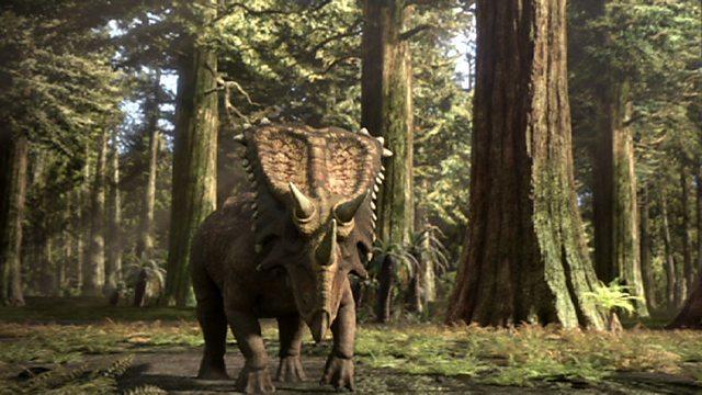 BBC One Planet Dinosaur Original Series Last Killers