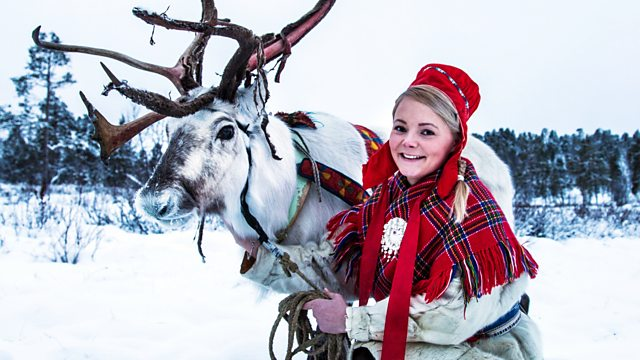 BBC Four All Aboard The Sleigh Ride
