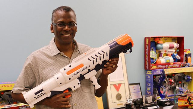 Image result for Lonnie Johnson super soaker