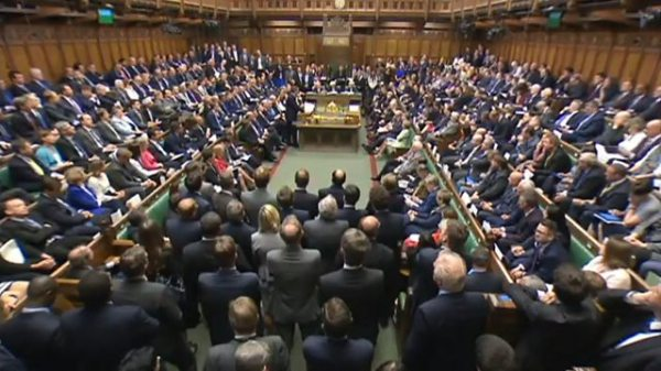 27062016 House of Commons