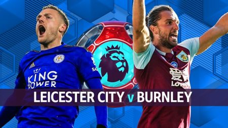 BBC One - Match of the Day Live, Premier League, Leicester City v Burnley