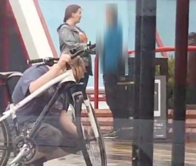 Glasgow Woman Hands Out Life Lecture To Bike Thief