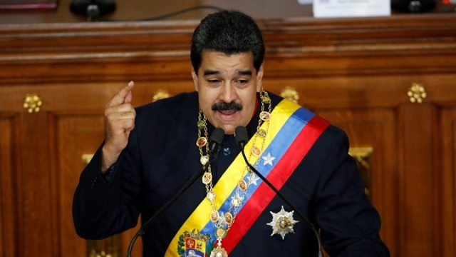 Image result for U.S. will not 'rule out military option' in Venezuela