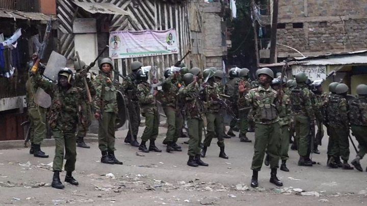 Kenya election: Raila Odinga urges supporters to strike - image  on http://us-news.net