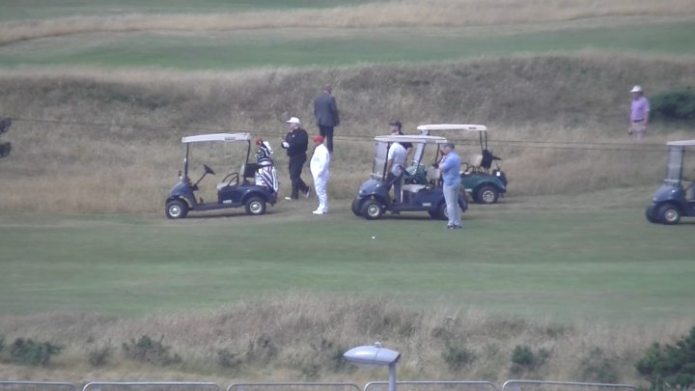 Trump Turnberry: US Congress launches investigation into Prestwick Airport deals 1