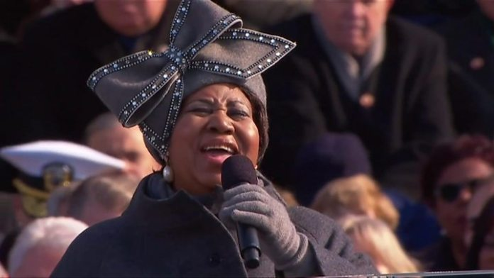 Aretha Franklin Tributes inflows for Queen of Soul