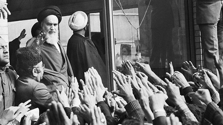 iran islam devrimi ile ilgili görsel sonucu
