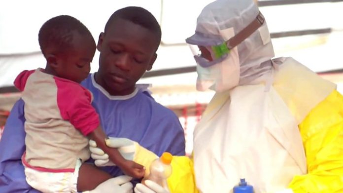 DR Congo Ebola outbreak: Child in Uganda diagnosed with virus 1