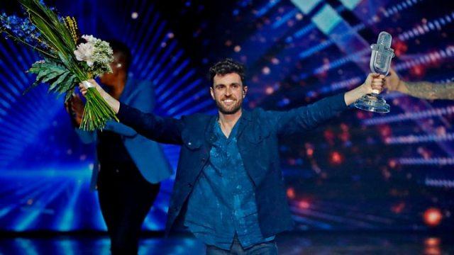 Картинки по запросу Netherlands wins Eurovision