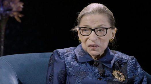 Ruth Bader Ginsburg: US Supreme Court judge dies of cancer, aged 87 3