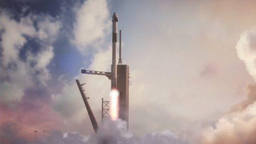 Nasa SpaceX crew return: Astronauts on course for splashdown 2