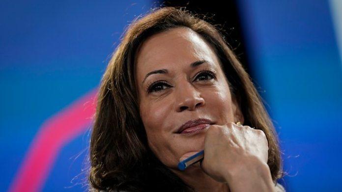 Kamala Harris is the Democrat Vice Presidential candidate