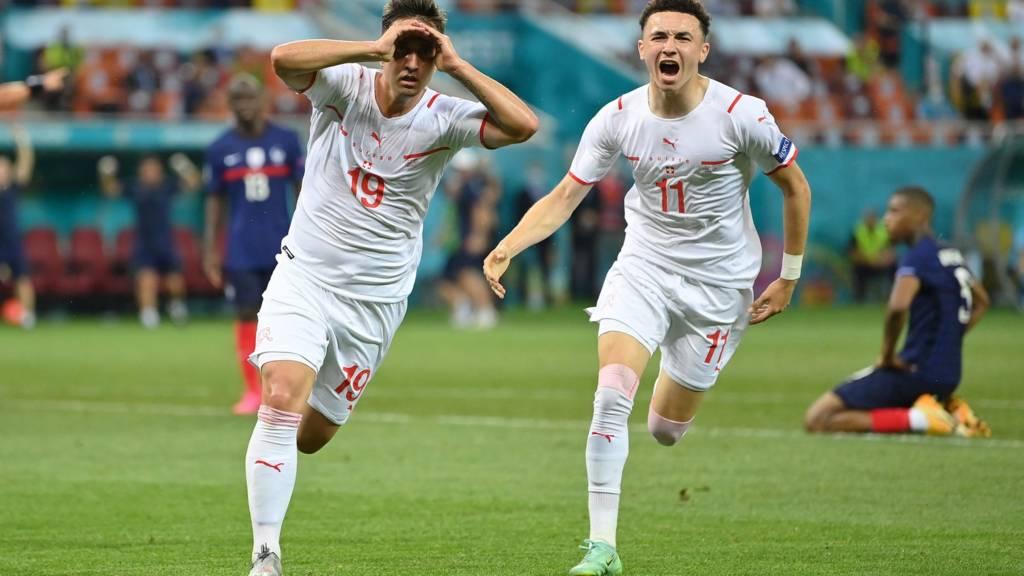 France v Switzerland LIVE Euro 2020 score & updates - Live - BBC Sport