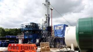 Fracking - Balcombe