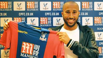 BREAKING: #CPFC have completed the signing of @andros_townsend for £13m on a five year deal! #WelcomeAndros 🔴🔵