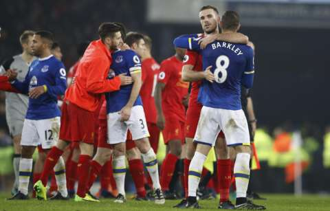 Ross Barkley and Jordan Henderson