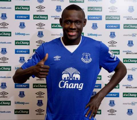 BREAKING: Forward Oumar Niasse has completed a £13.5million move to Everton from Lokomotiv Moscow. #WelcomeOumar