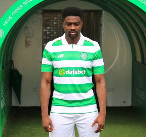 Back at Paradise, Kolo Toure is officially unveiled to the media. #WelcomeKolo