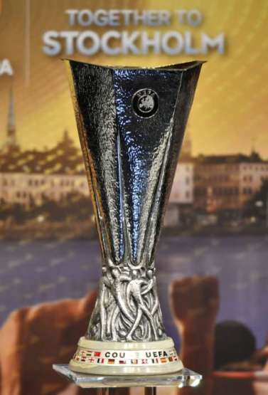 🏆 Europa League Quarter-final draw!  #️⃣ #UELdraw  🕓 13:00CET 📍 Nyon, Switzerland  📺uefa.to/2mW8lYq