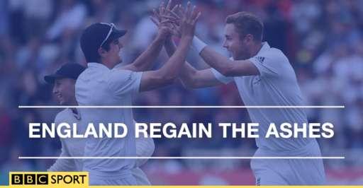 England win