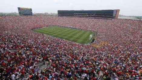 Manchester United play in Michigan