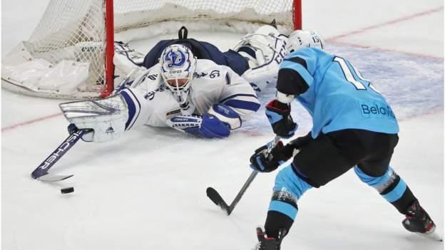Ice Hockey World Championship: Belarus capital Minsk removed as host city on safety grounds #world #BBC_News