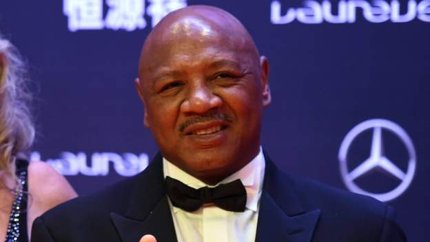 Marvin Hagler: 'Marvelous' dies aged 66 #world #BBC_News