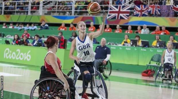 Amy Conroy at Rio 2016
