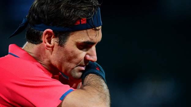 French Open 2021: Roger Federer through at Roland Garros #world #BBC_News