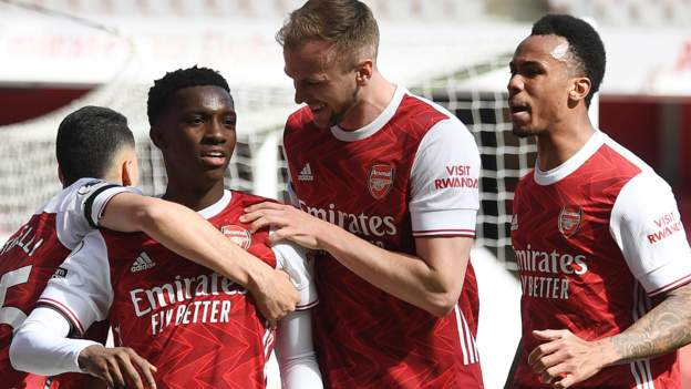 Arsenal 1-1 Fulham: Eddie Nketiah denies vital victory of Fulham in the Premier League